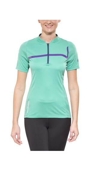 Cube Motion WLS - Maillot manches courtes - turquoise